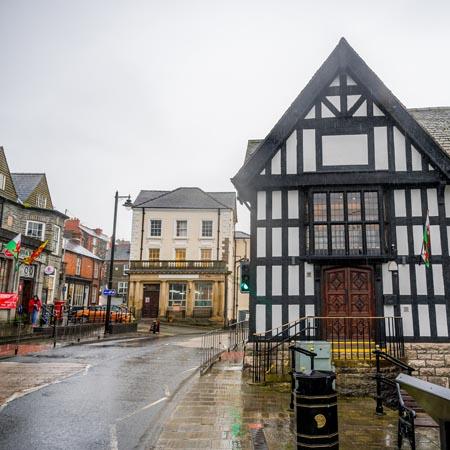 NE Wales – Corwen