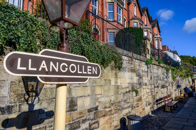 NE Wales – Llangollen Railway Station